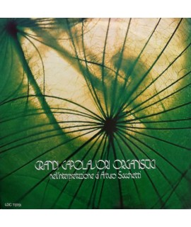 Arturo Sacchetti - Grandi Capolavori Organistici