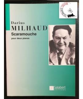 Milhaud - Scaramouche Pour Deux Pianos