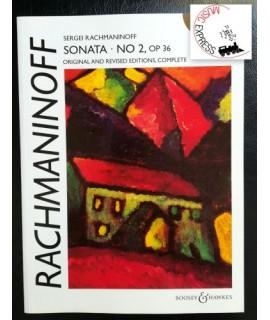 Rachmaninoff - Sonata No. 2, Op. 36