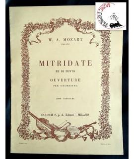 Mozart - Mitridate Re di Ponto - Overture per Orchestra