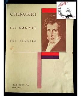 Cherubini - Sei Sonate per Cembalo
