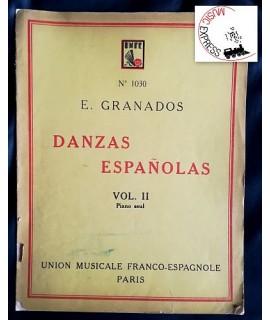Granados - Danzas Espanolas Vol. II