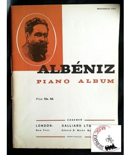 Albeniz - Piano Album