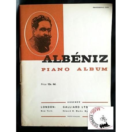 Albeniz - Piano Album