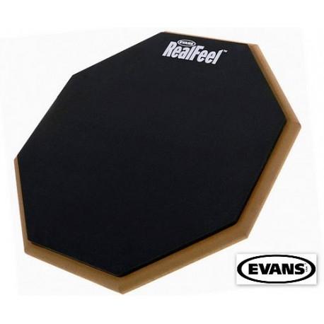Evans RF12G Real Feel Pad