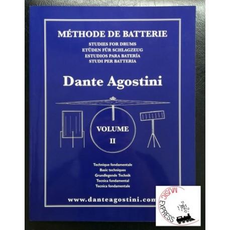 Agostini - Studi per Batteria Volume 2