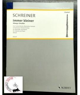 Schreiner - Immer Kleiner