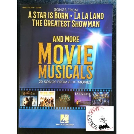 Vari - Songs From A Star Is Born, La La Land, The Greatest Shownman and More Movie Musicals