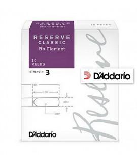 D'Addario Rico Reserve Classic 3 Clarinetto Si Bemolle