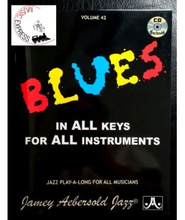 Aebersold Volume 42 - Blues