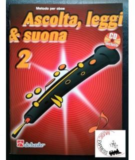 Ascolta, Leggi & Suona 2 - Metodo per Oboe Volume 2