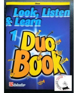 Look, Listen & Learn 1 Duo Book Oboe