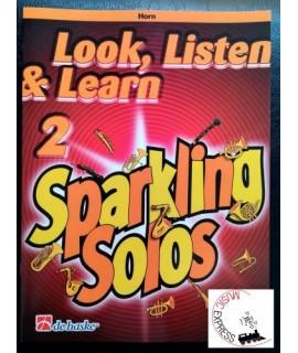 Look, Listen & Learn 2 Sparkling Solos Oboe