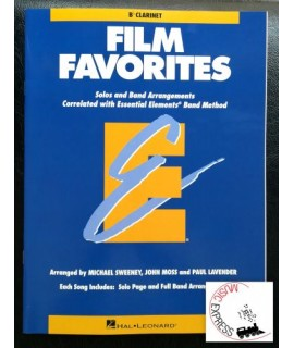Vari - Film Favorites - Clarinet