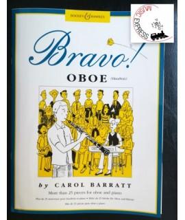 Barratt - Bravo! Oboe