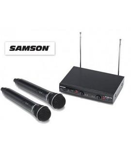 Samson Stage 212 Dual Handeld System