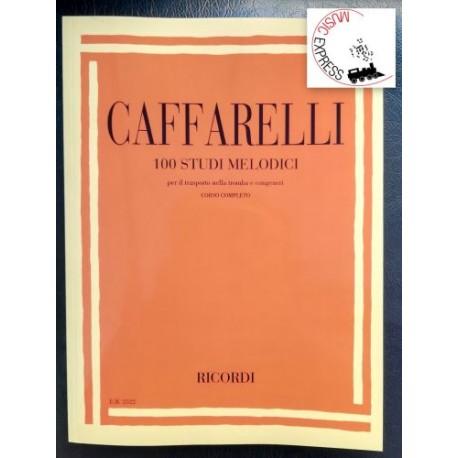 Caffarelli - 100 Studi Melodici