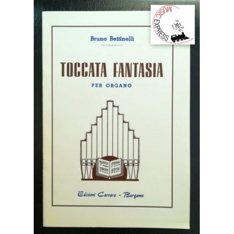 Bettinelli - Toccata Fantasia per Organo