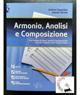 Cappellari, Danieli - Armonia, Analisi e Composizione