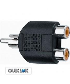 Quik Lok AD/270 Adattatore Audio