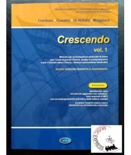 Corduas, Cusano, Di Natale, Maggiore - Crescendo Volume 1