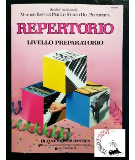 Bastien - Repertorio Livello Preparatorio