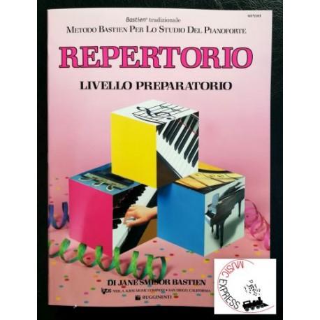 Bastien - Repertorio Livello Preparatorio