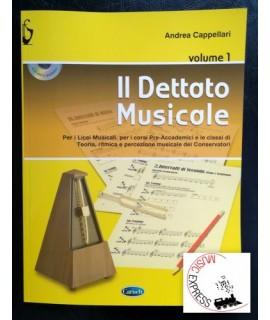 Cappellari - Il Dettato Musicale volume 1
