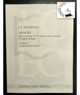 Beethoven - Adagio dalla Sonata Op. 27 n. 2