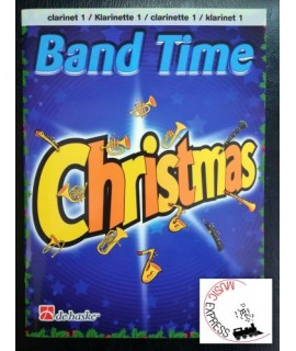 Band Time - Christmas - Clarinetto 1