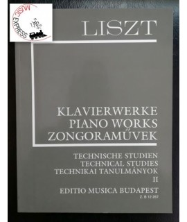 Liszt - Piano Works - Technical Studies 2