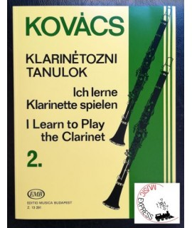 Kovacs - I Learn To Play The Clarinet 2