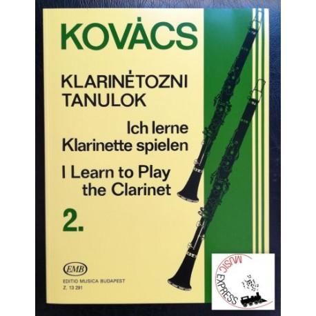 Kovacs - I Learn To Play The Clarinet 2