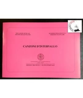 Edgar Willems - Canzoni d'Intervallo