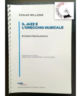 Edgar Willems - Il Jazz e l'Orecchio Musicale - Studio Psicologico