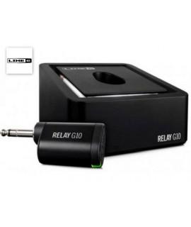 Line6 Relay G10 - Trasmettitore e Ricevitore Digitale per Chitarra e Basso