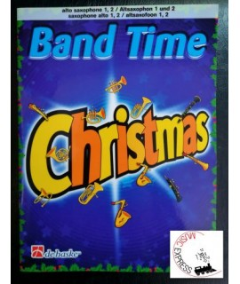 Band Time - Christmas - Sax Contralto 1 e 2