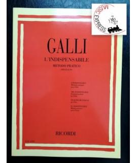 Galli - L'Indispensabile Metodo Pratico per Flauto