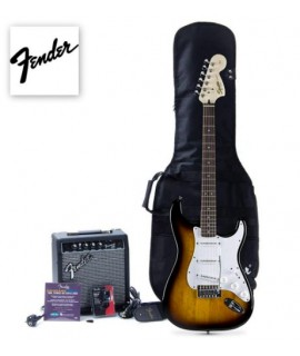 Fender Squier SQ BSB 10G Pack