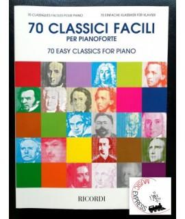 Vari - 70 Classici Facili per Pianoforte