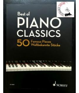 Vari - Best of Piano Classics - 50 Famous Pieces