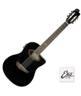 Eko NXT Nylon CW EQ Black
