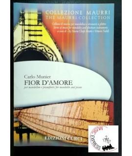 Munier - Fior d'Amore per Mandolino e Pianoforte