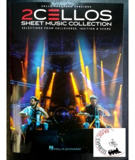 2 Cellos - Sheet Music Collection - Selections From Celloverse, Ignition & Score