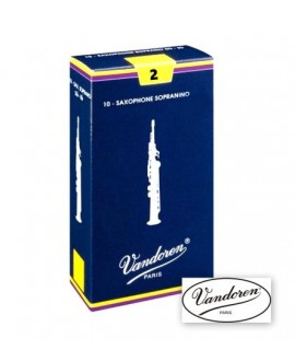 Vandoren Traditional 2 Sax Sopranino Eb