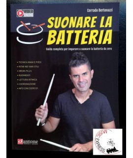 Bertonazzi - Suonare la Batteria