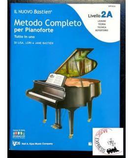 Bastien - Il Nuovo Bastien - Metodo Completo per Pianoforte Livello 2A