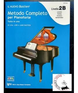 Bastien - Il Nuovo Bastien - Metodo Completo per Pianoforte Livello 2B