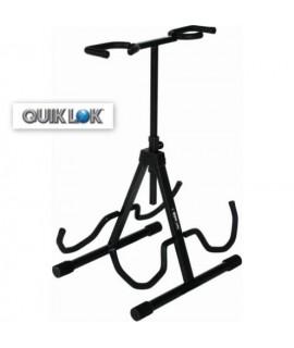 Quik Lok QL/694 Doppio Supporto Universale per Chitarra