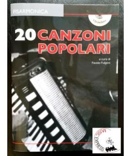 Vari - 20 Canzoni Popolari